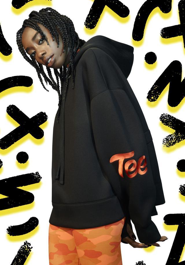 """画像2: H&Mの新コラボ・コレクション""""Ace Tee x H&M""""、公式オンラインストア限定販売"""
