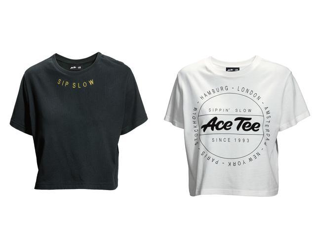 """画像3: H&Mの新コラボ・コレクション""""Ace Tee x H&M""""、公式オンラインストア限定販売"""