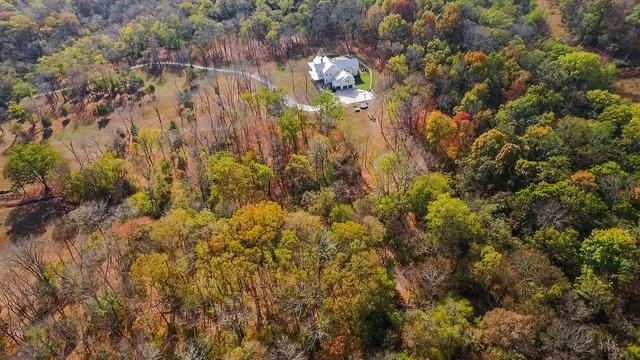 画像1: 森の中に豪邸を購入