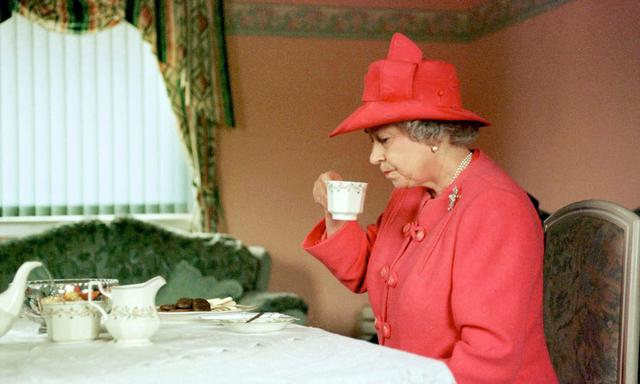 画像1: エリザベス女王の愛飲の紅茶は…