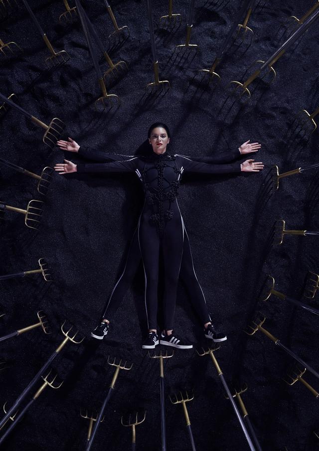 画像3: ケンダルのアディダスの広告が公開