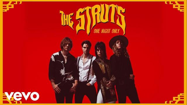画像: The Struts - One Night Only (Audio) www.youtube.com