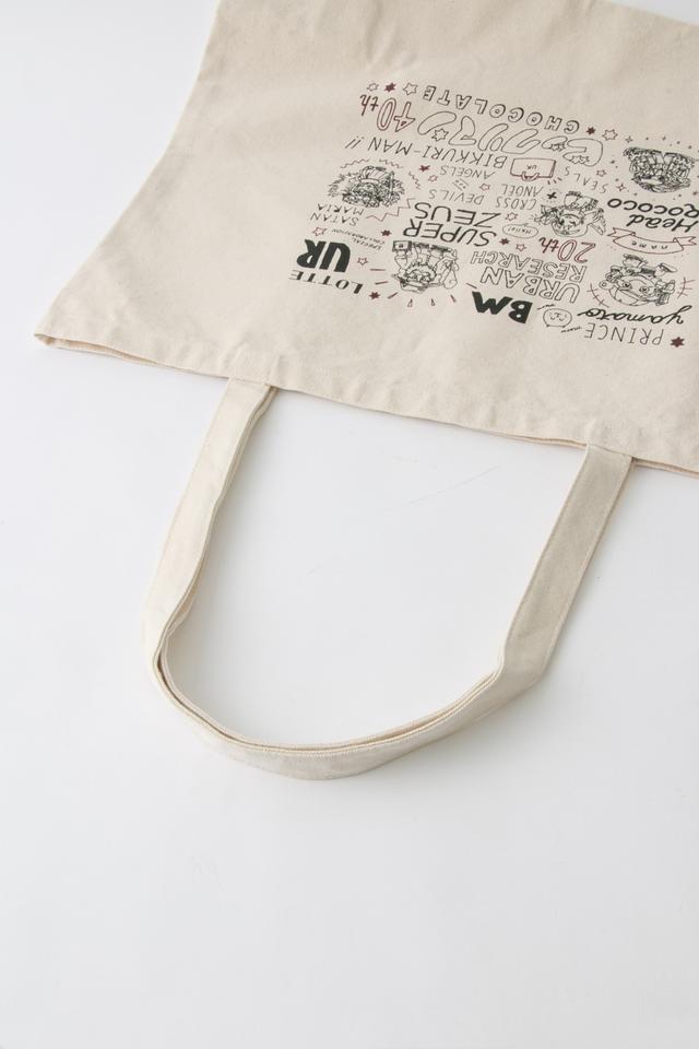 画像1: 「アーバンリサーチ× ビックリマン チョコ」のトートバッグが数量限定発売