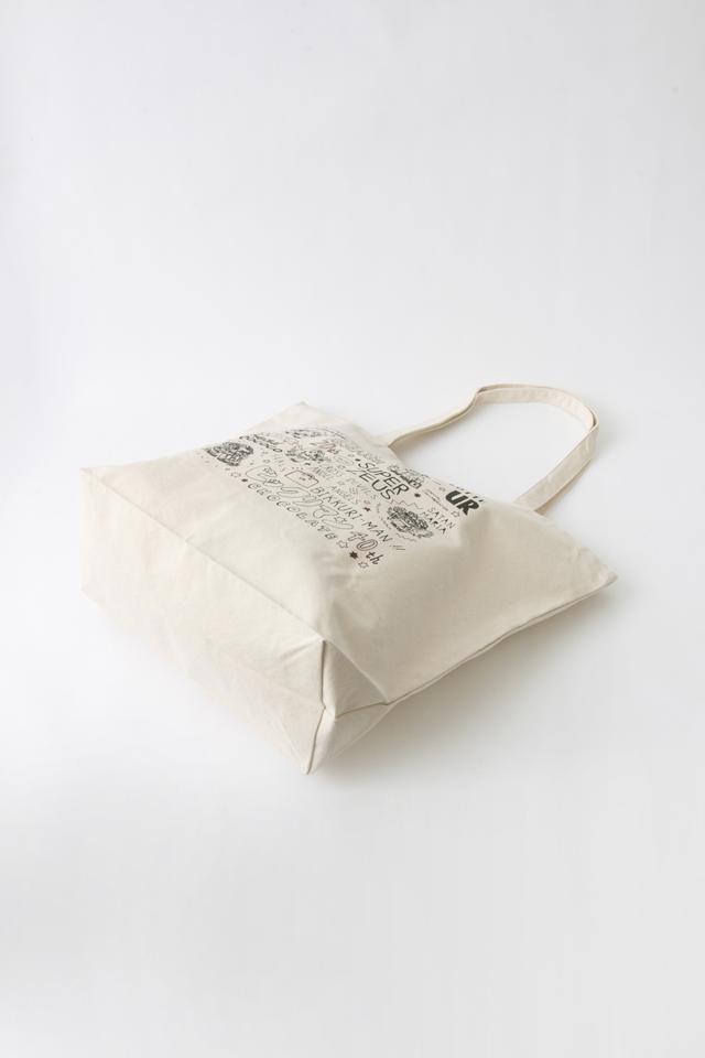 画像2: 「アーバンリサーチ× ビックリマン チョコ」のトートバッグが数量限定発売