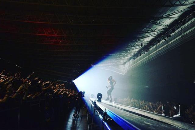 画像: ONE OK ROCKの公演に参加!