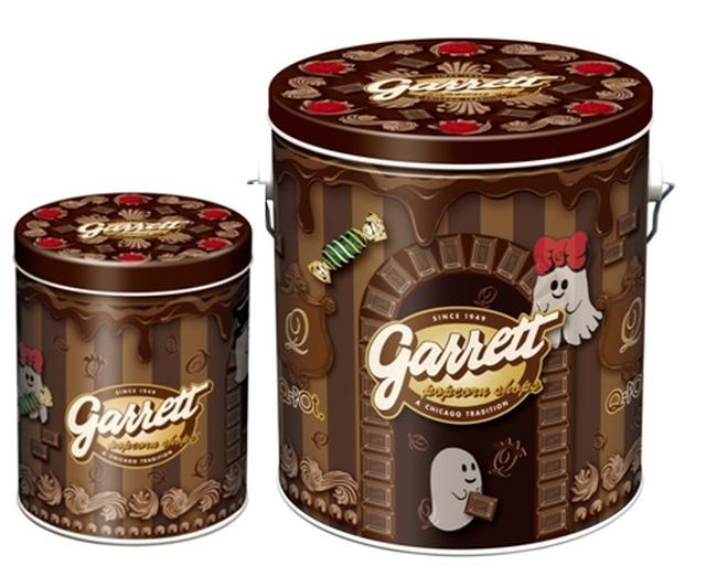 画像1: ハロウィン企画②:Q-pot. Halloween Chocolate Castle缶&ココア クランベリー キャラメルクリスプ™