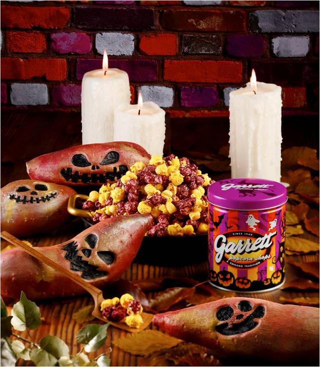 画像2: ハロウィン企画①:Halloween缶&スイートポテト