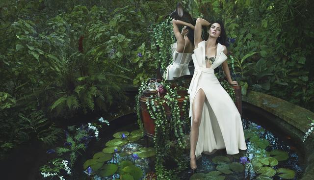画像2: ランジェリーのラペルラ、秋冬広告のケンダル・ジェナーが美しすぎる