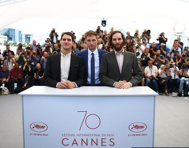 画像: 左から:ベン、ロバート、ジョシュア。『グッド・タイム』は今年のカンヌ国際映画祭でも高い評価を得ている。