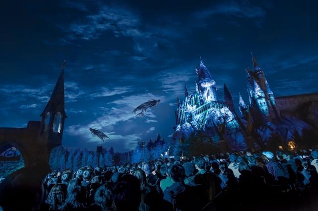 画像3: USJ『ハリポタ』に、ハロウィーン期間限定の魔法界が!