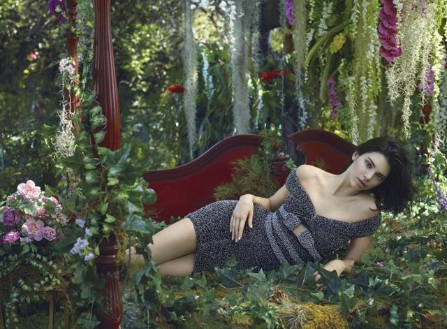 画像3: ランジェリーのラペルラ、秋冬広告のケンダル・ジェナーが美しすぎる