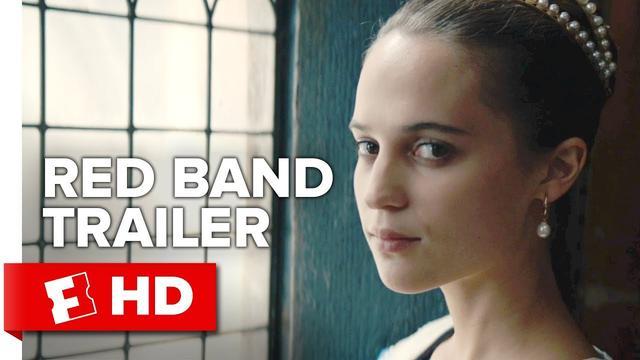 画像: Tulip Fever Red Band Trailer #1 (2017) | Movieclips Trailers www.youtube.com