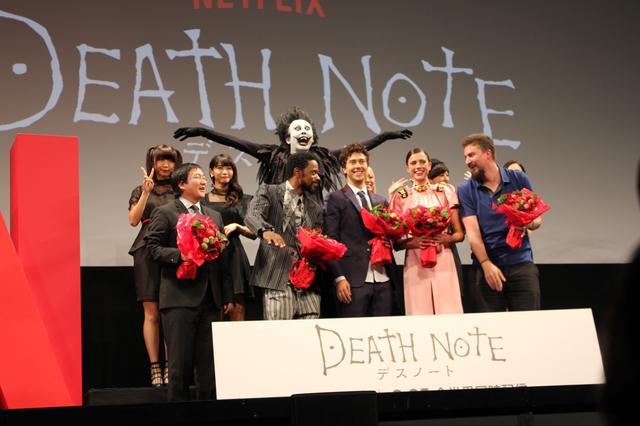 画像: Netflix版映画『デスノート』