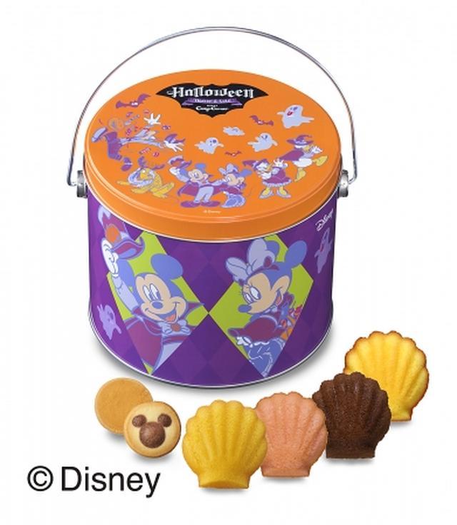画像: 「<ディズニー>パーティー缶 (6種14個入)」