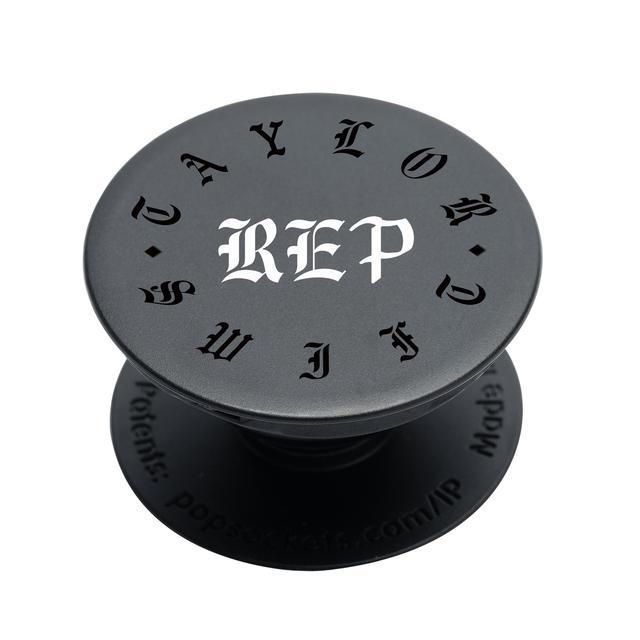 画像: ニューアルバム『レプテーション』のロゴが描かれたスマホスタンドは15ドル(約1,650円)。