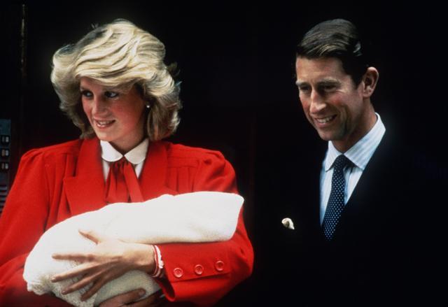 画像: 1984年 24歳 ハリー王子の誕生