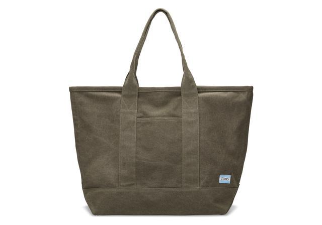 画像1: TOMS新作バッグをプレゼント! OLIVE ALL DAY TOTE