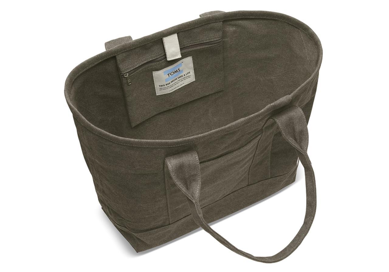 画像3: TOMS新作バッグをプレゼント! OLIVE ALL DAY TOTE