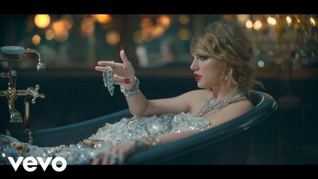 画像: Taylor Swift - Look What You Made Me Do www.youtube.com