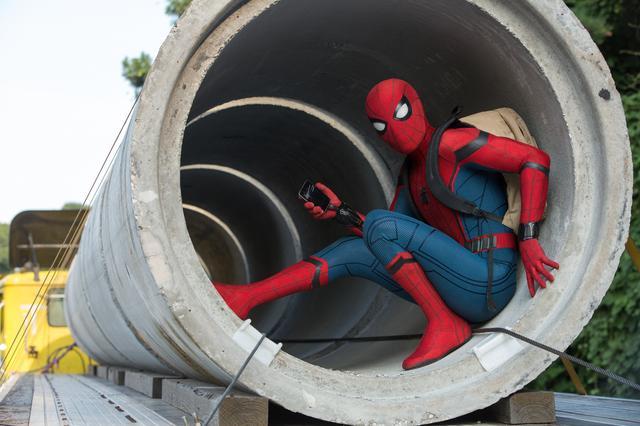 画像: 『スパイダーマン:ホームカミング』