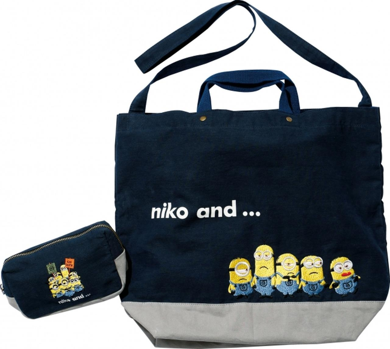 画像3: ミニオンとniko and ...のコラボ商品がおしゃれ