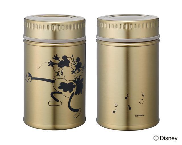 画像3: レトロでおしゃれ!Disneyのアンティーク缶風ステンレスボトルが登場