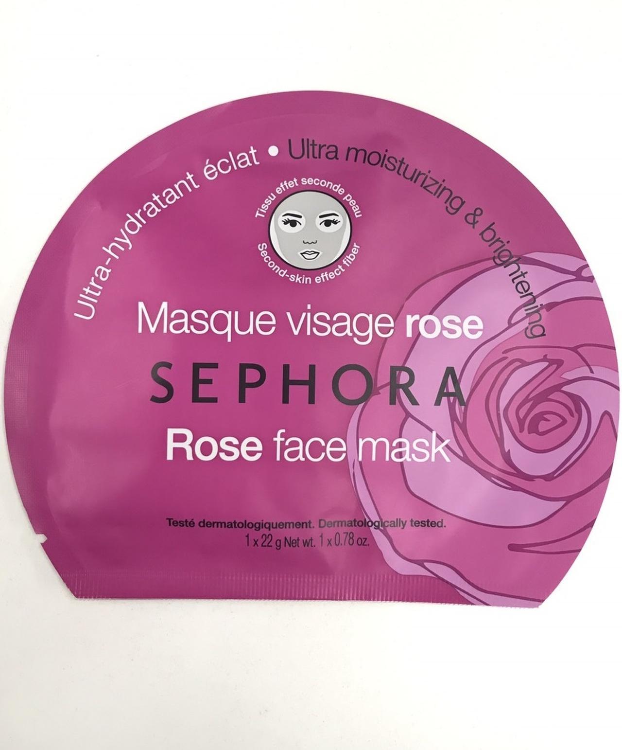 画像: 海外セレブの愛用ブランド!SEPHORAのフェイスパックをプレゼント