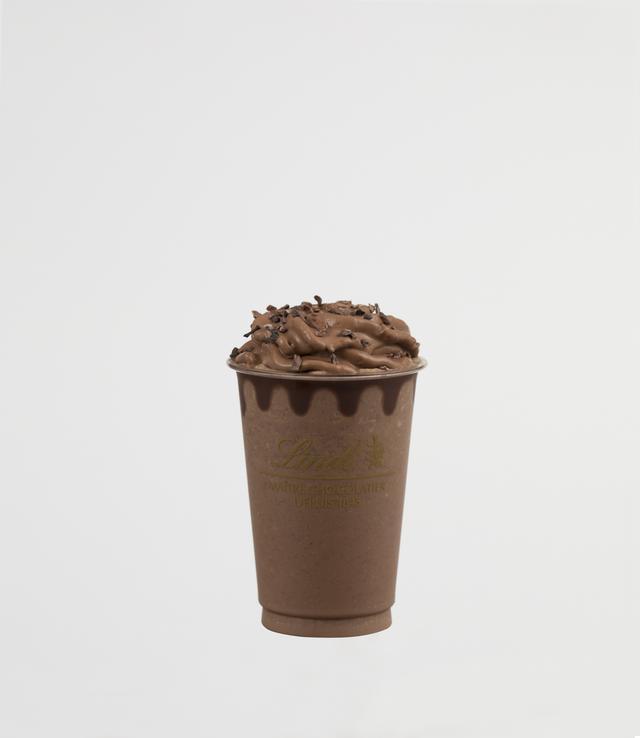 画像: リンツ エクセレンス70% ダークチョコレート ドリンク 全店