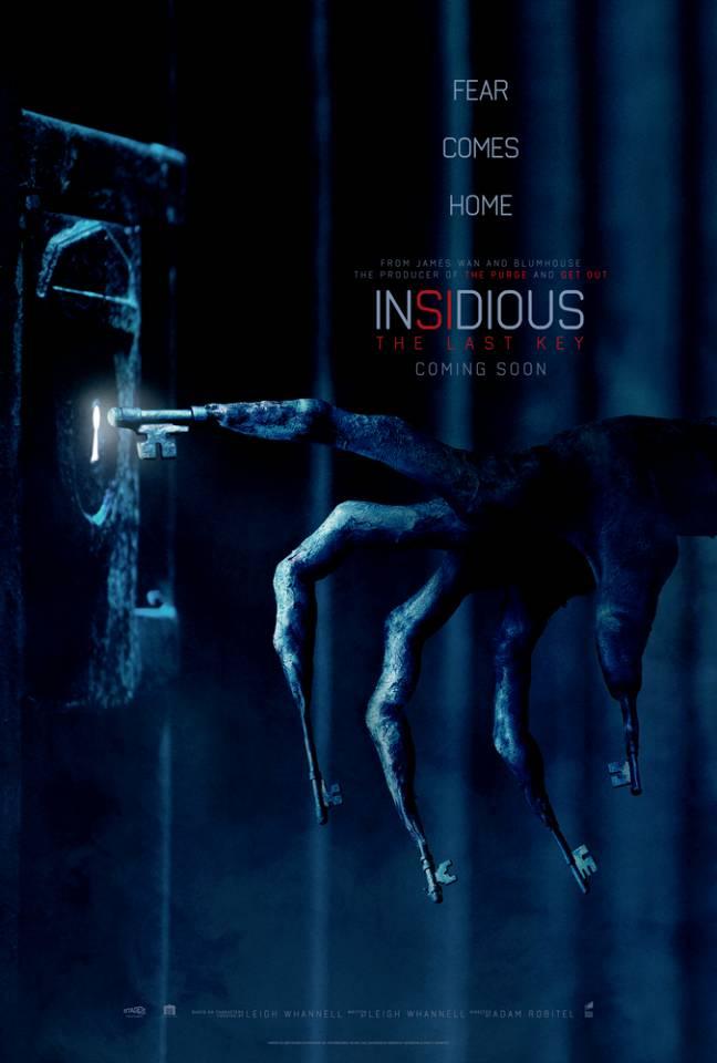 画像1: 『インシディアス:ザ・ラスト・キー』
