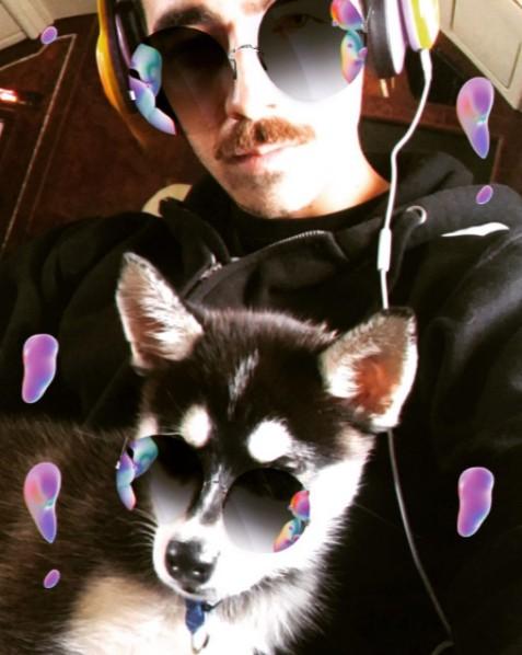 画像3: DNCEジョー・ジョナスが彼女と子犬を飼い始め、専用アカウントも開設
