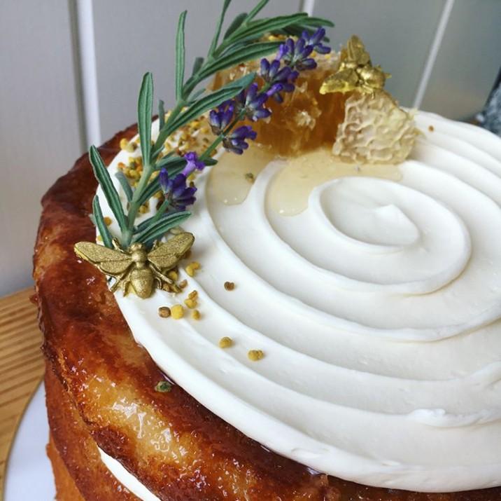 画像5: 記憶に新しいあの姿にインスパイアされたケーキ