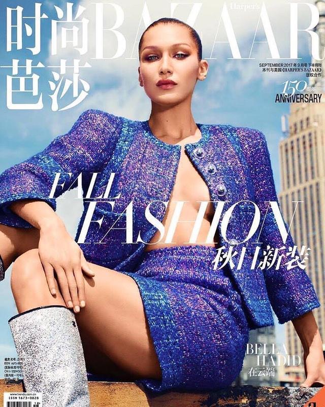 画像: Harpers Bazaar中国
