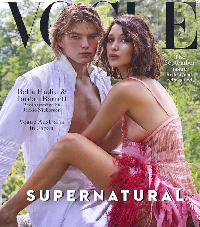 画像: Vogueオーストラリア