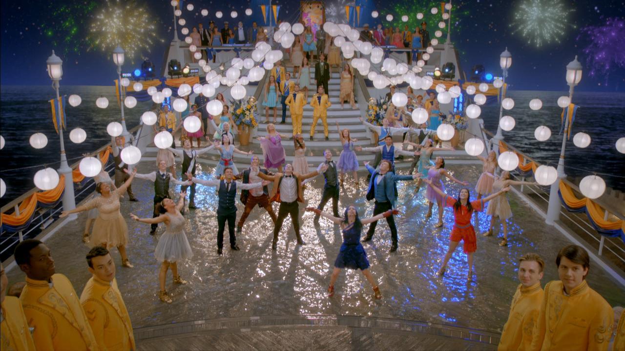 画像: 『ディセンダント2』も1作目に劣らない圧巻のダンスシーンがいっぱい。©Disney