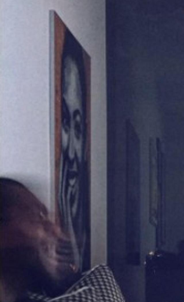 画像2: リアーナじゃない!あの人の肖像画