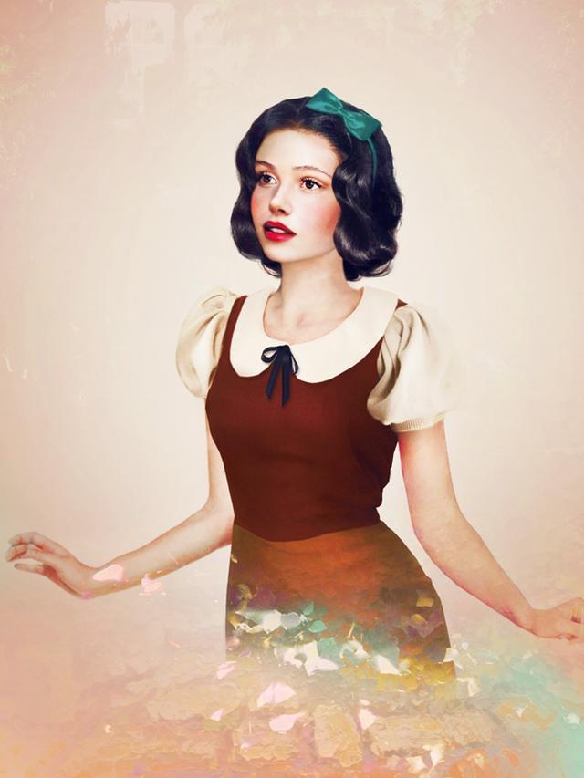 画像: 『白雪姫』