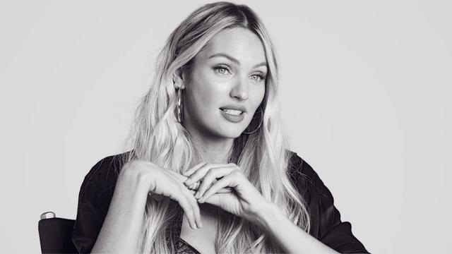 画像: Real Talk: Candice Swanepoel on LOVE www.youtube.com