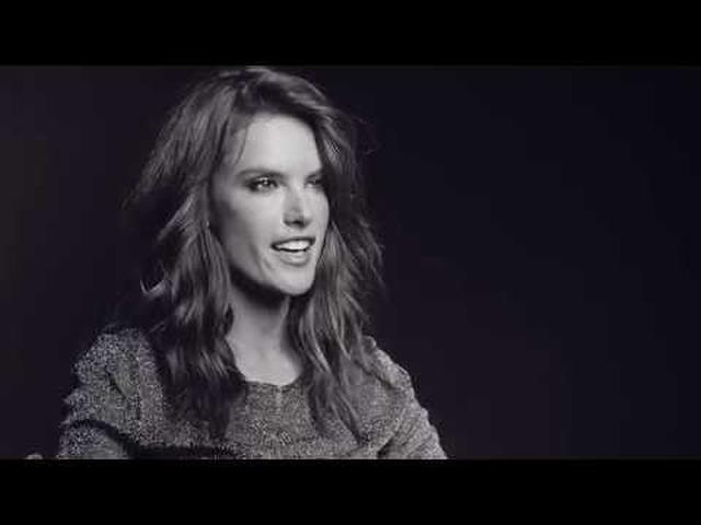 画像: Real Talk: Alessandra Ambrosio on LOVE www.youtube.com