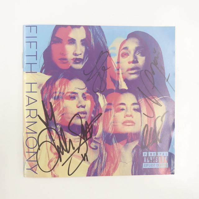 画像2: フィフス・ハーモニーの直筆サイン入りアルバム歌詞カードをプレゼント!