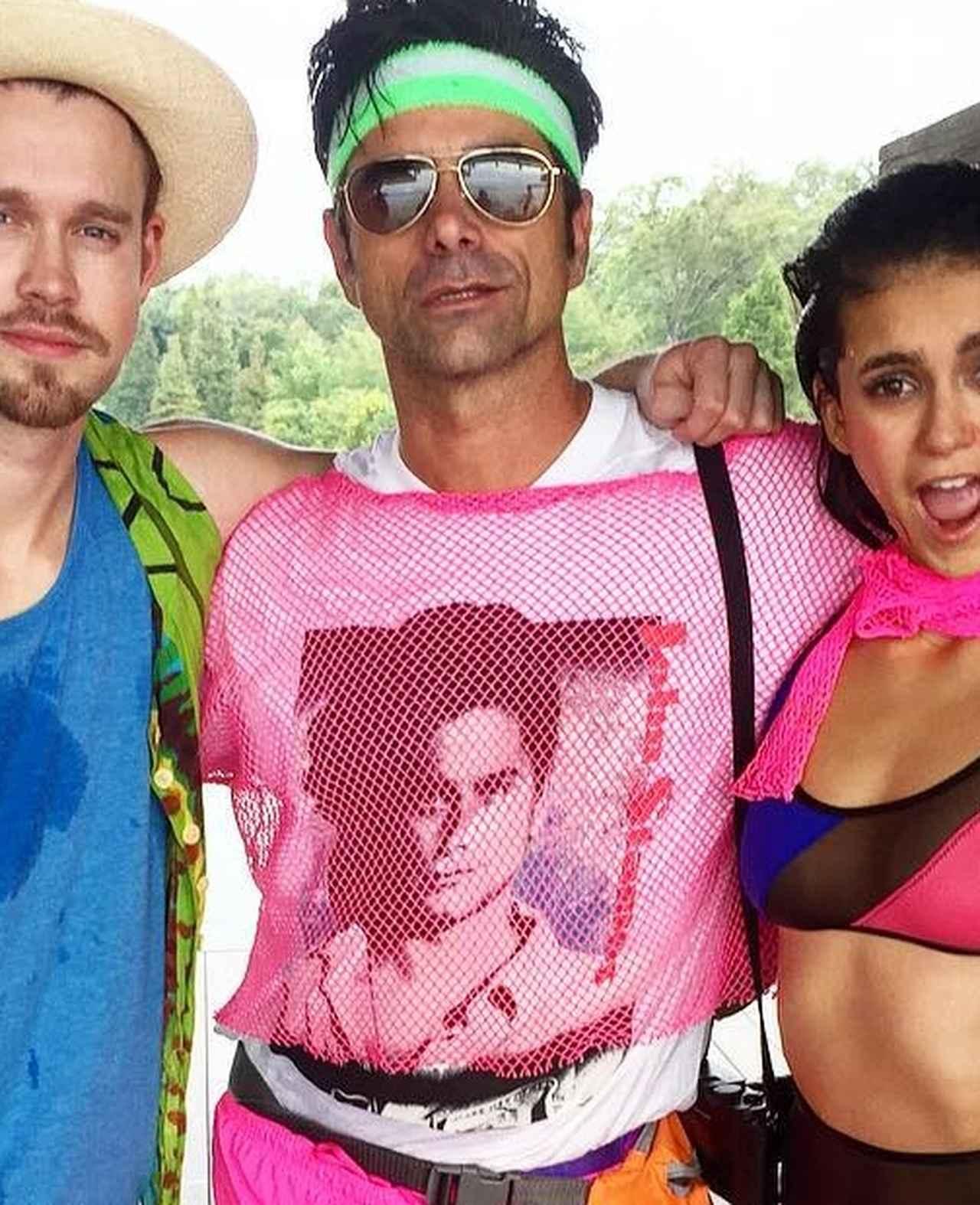 画像: ジェシーおいたんのTシャツに注目