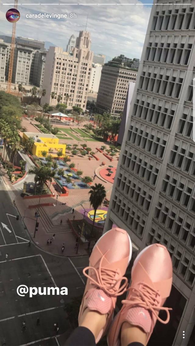 画像4: LAでカーラが撮影