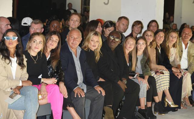 画像3: ロンドン・ファッション・ウィークに同伴