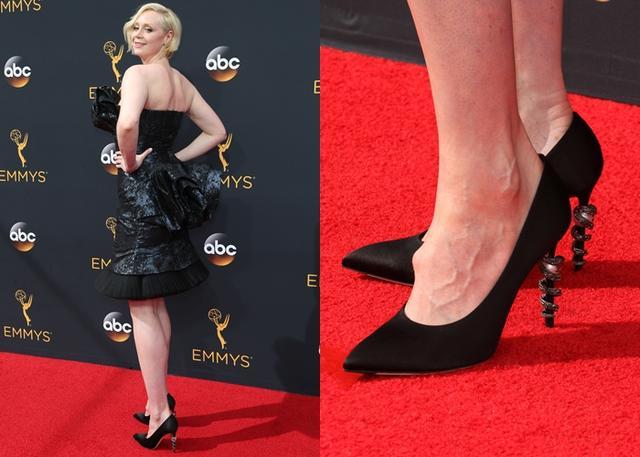 画像: 大の靴好きのグウェンドリン。そのチョイスはいつもおしゃれ!