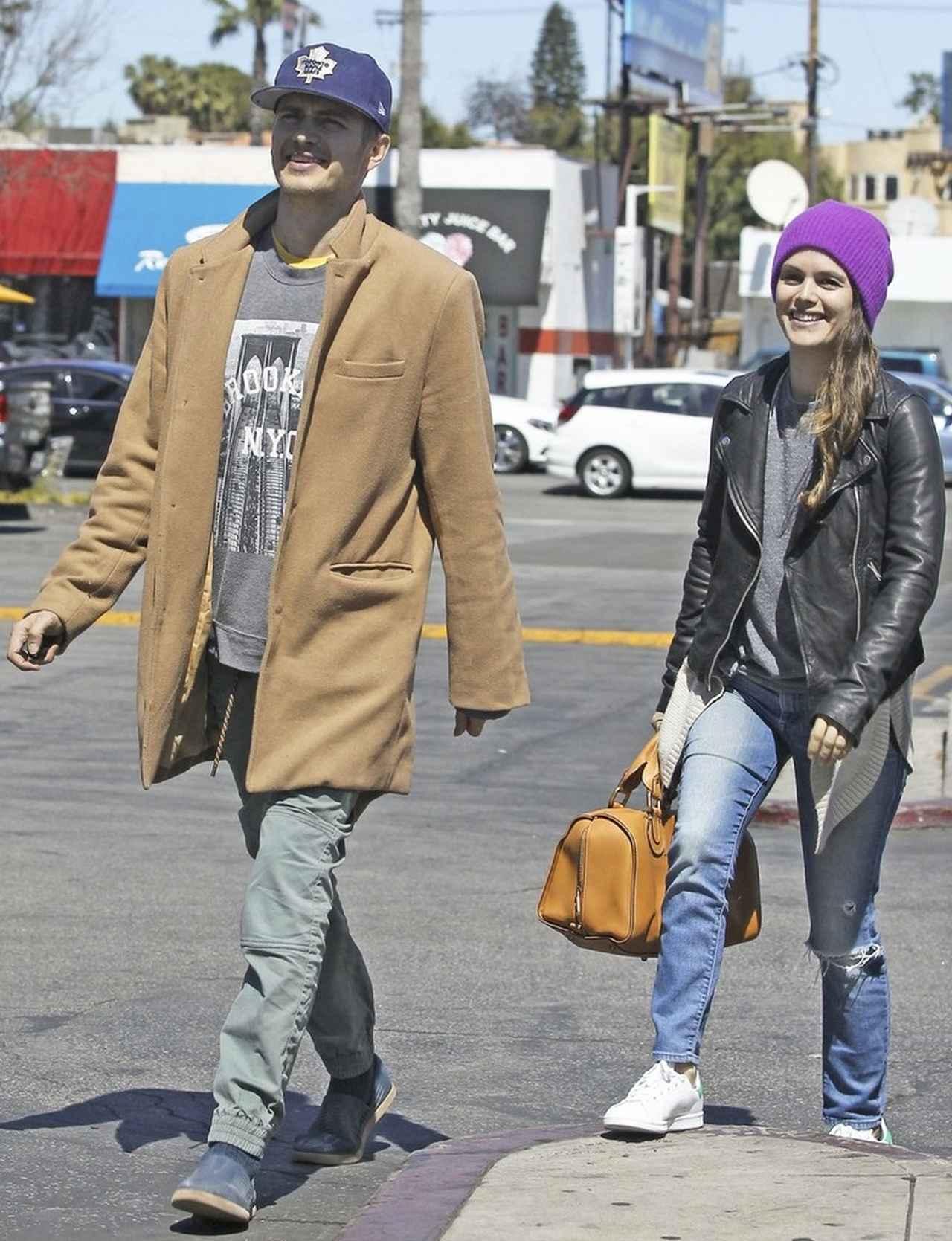 画像: フロントロウの調べでは最後に2人でいるところがパパラッチされたのは今年3月のこの写真だった。