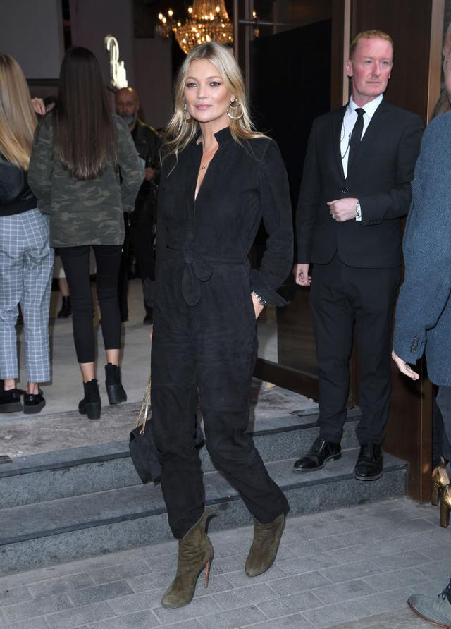 画像1: ロンドン・ファッション・ウィークに同伴
