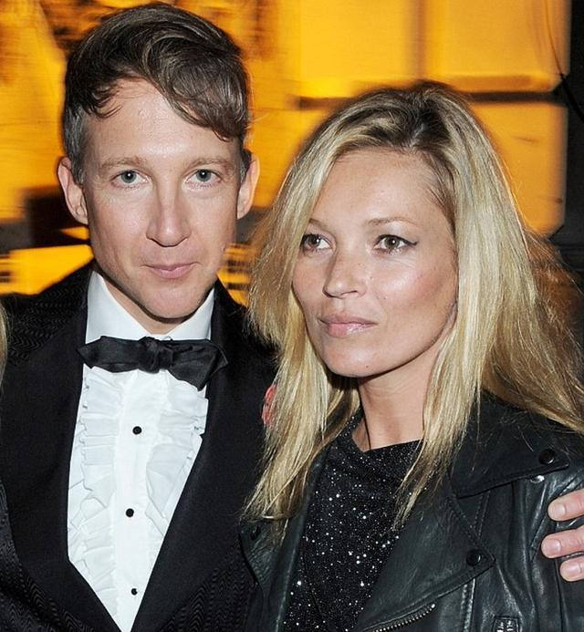 画像: ライラの父親はケイトが2000年代に交際していた元恋人で英ファッション・カルチャー誌「Dased & Confused(現Dazed)」の創刊者ジェファーソン・ハック。
