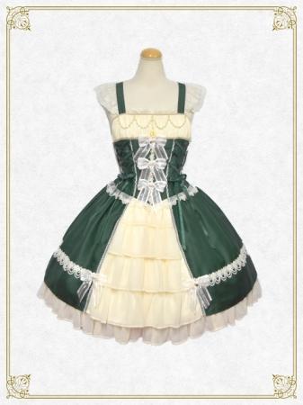 画像: ミカエルの祝福ジャンパースカート 32,184円(税込)