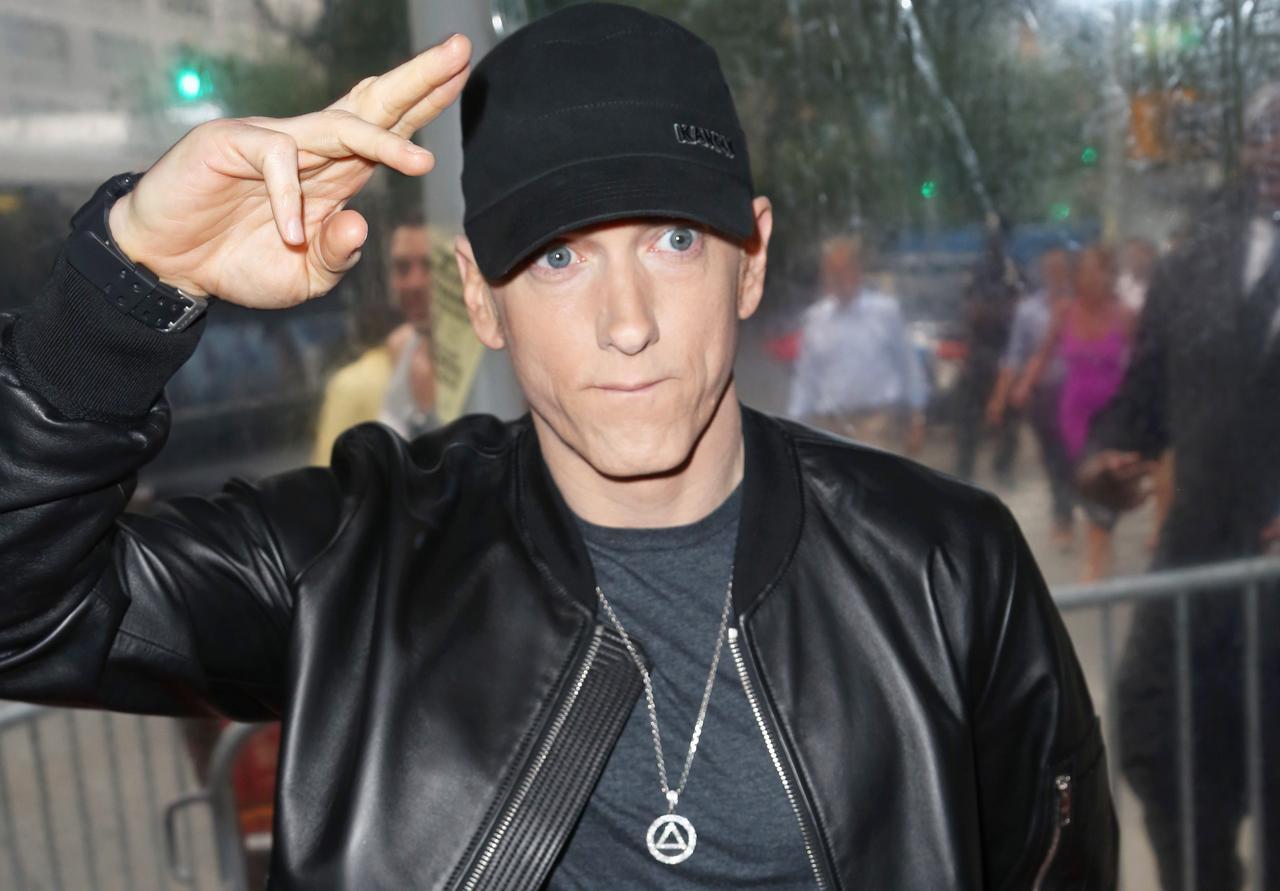 画像: エミネム/Eminem