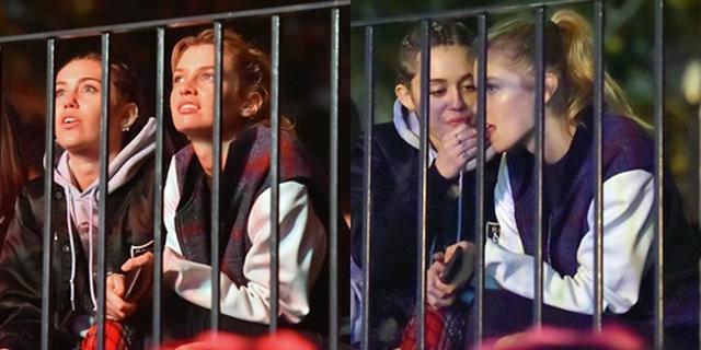 画像: 交際中はマイリーがステラにぞっこんのようだったけれど。