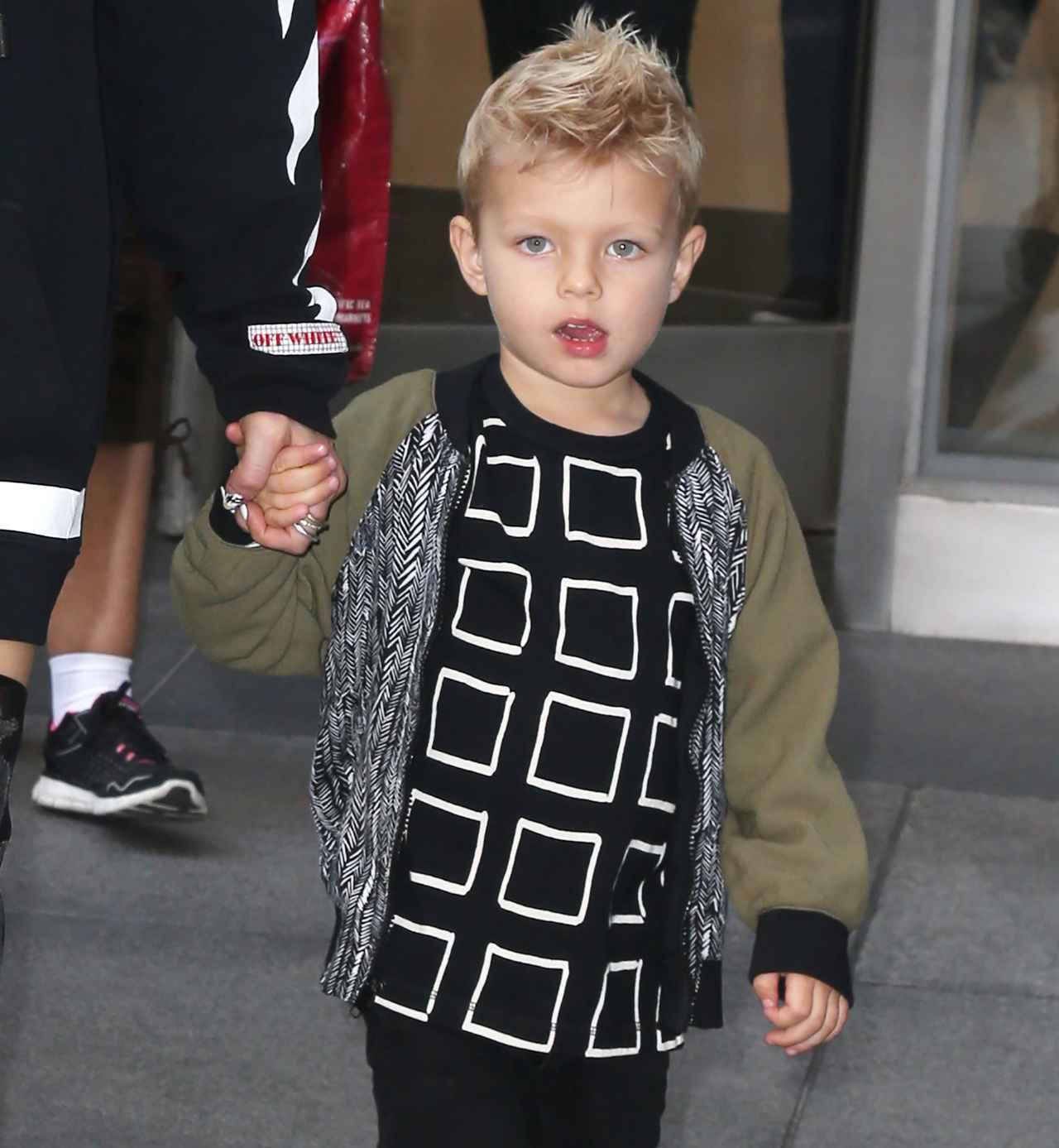 画像1: ファーギーの4歳息子がイケメンへと成長中